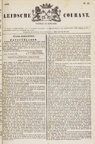 Leydse Courant 1882-01-13