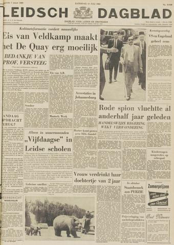 Leidsch Dagblad 1963-07-13