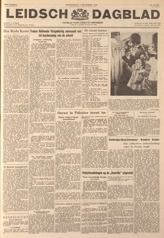 Leidsch Dagblad 1947-12-04