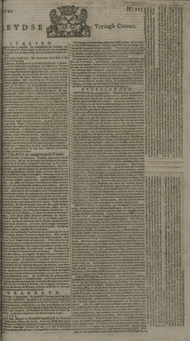 Leydse Courant 1745-09-24