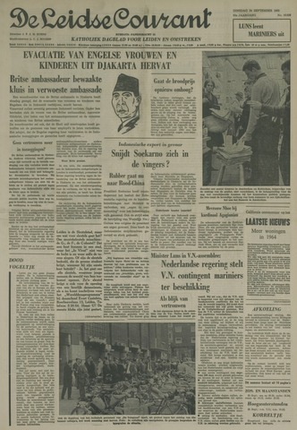 Leidse Courant 1963-09-24