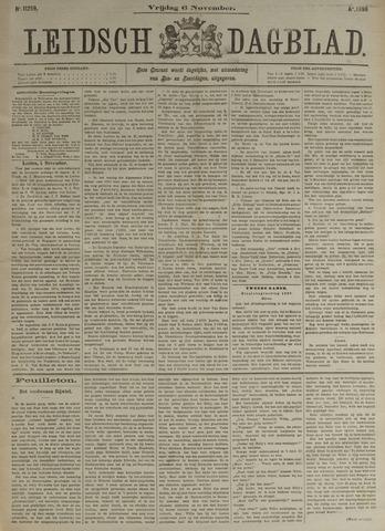 Leidsch Dagblad 1896-11-06