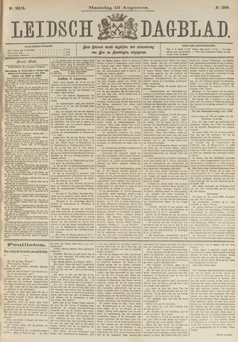 Leidsch Dagblad 1894-08-13