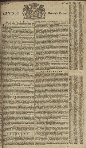 Leydse Courant 1757-04-18