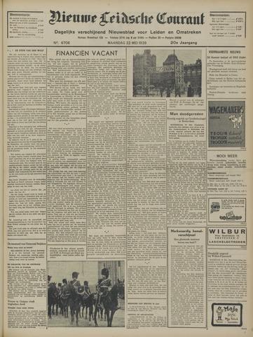 Nieuwe Leidsche Courant 1939-05-22
