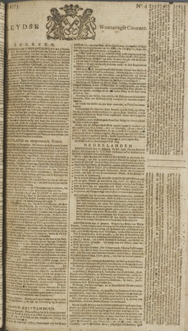 Leydse Courant 1773-01-13