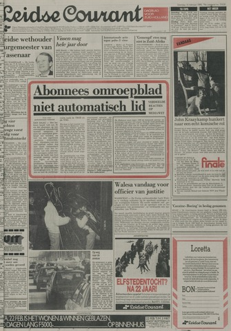 Leidse Courant 1985-02-16
