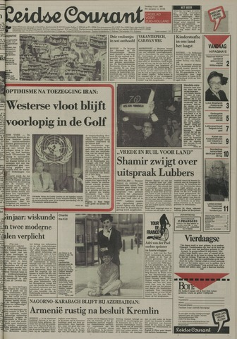 Leidse Courant 1988-07-19