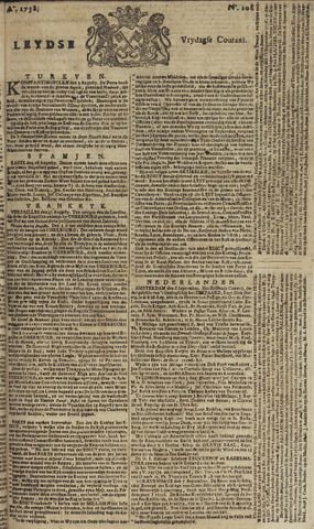 Leydse Courant 1758-09-08