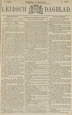 Leidsch Dagblad 1885-01-02