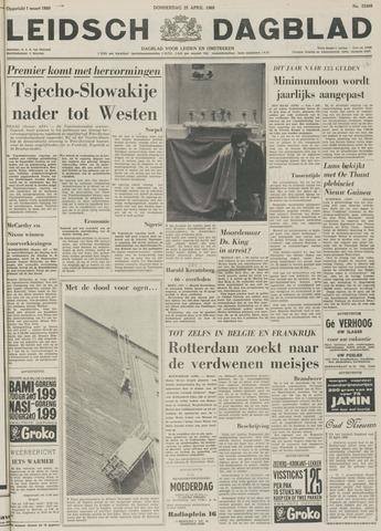 Leidsch Dagblad 1968-04-25