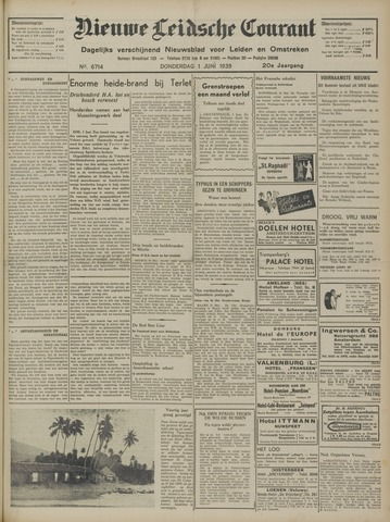 Nieuwe Leidsche Courant 1939-06-01
