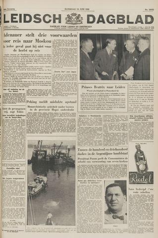 Leidsch Dagblad 1955-06-18