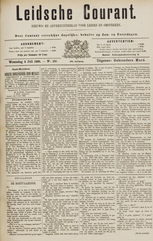 Leydse Courant 1885-07-08