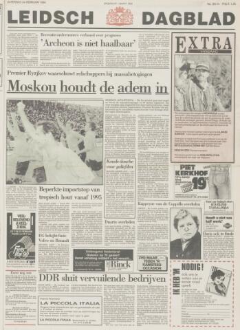 Leidsch Dagblad 1990-02-24