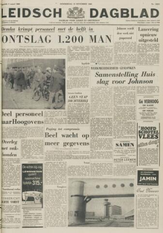 Leidsch Dagblad 1966-11-10