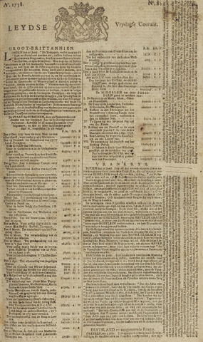 Leydse Courant 1758-07-07