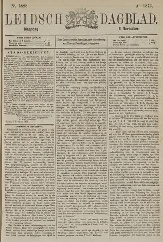 Leidsch Dagblad 1875-11-08