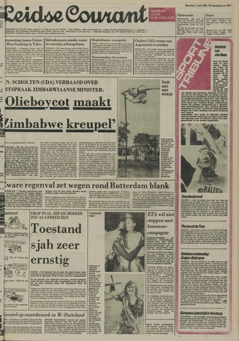 Leidse Courant 1980-07-07