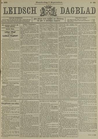 Leidsch Dagblad 1911-09-07