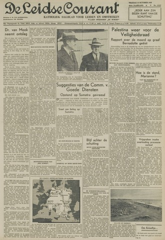 Leidse Courant 1948-10-15