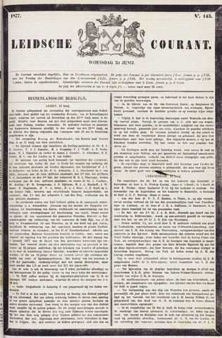 Leydse Courant 1877-06-20