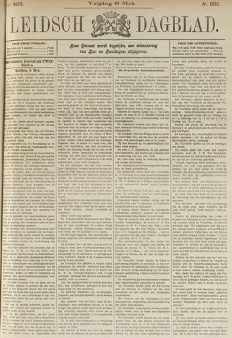 Leidsch Dagblad 1892-05-06