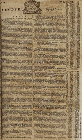 Leydse Courant 1752-07-28