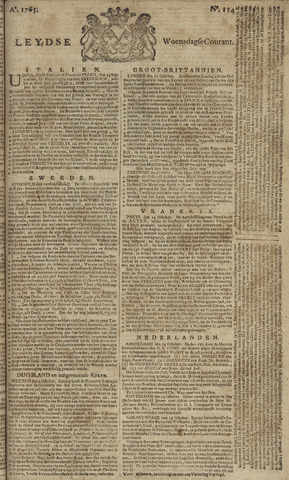 Leydse Courant 1765-10-16
