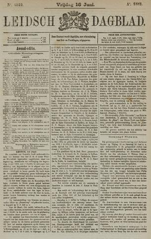 Leidsch Dagblad 1882-06-16