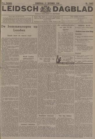 Leidsch Dagblad 1940-09-12