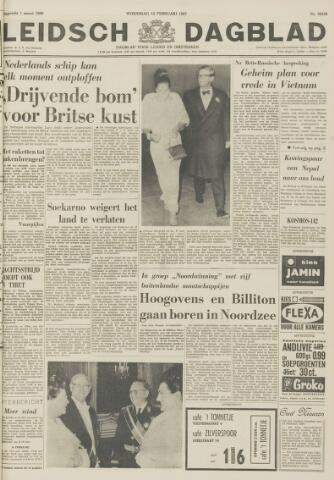 Leidsch Dagblad 1967-02-15