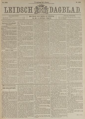 Leidsch Dagblad 1896-06-12
