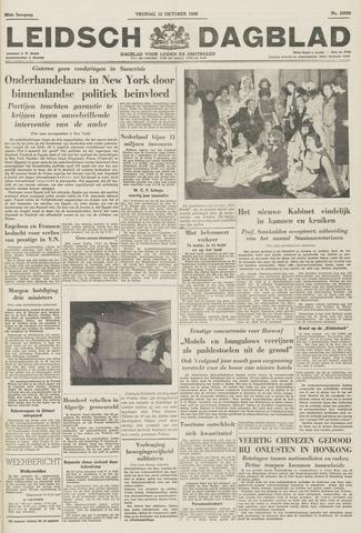 Leidsch Dagblad 1956-10-12