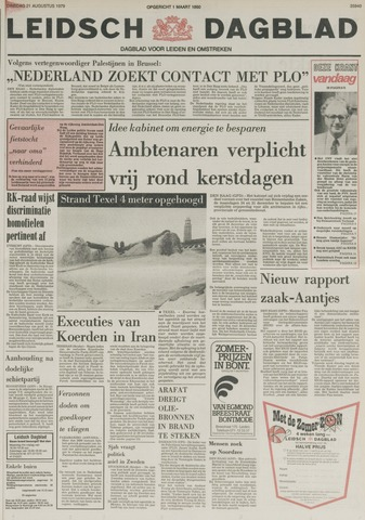 Leidsch Dagblad 1979-08-21