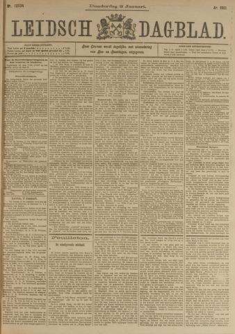 Leidsch Dagblad 1901-01-03
