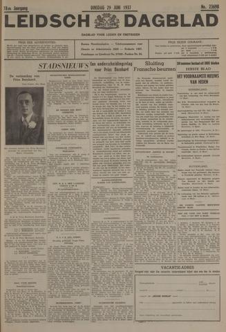 Leidsch Dagblad 1937-06-29