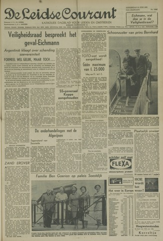 Leidse Courant 1960-06-23