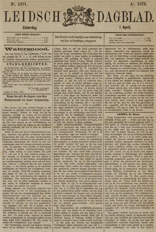Leidsch Dagblad 1876-04-01