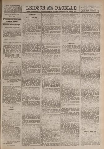 Leidsch Dagblad 1920-10-30
