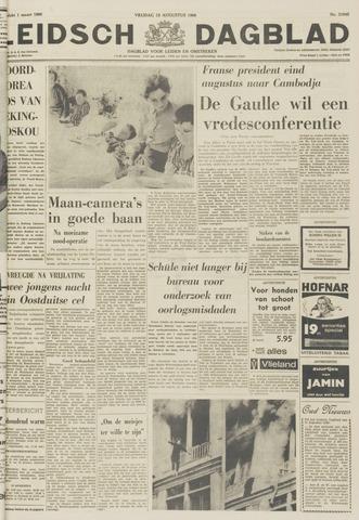 Leidsch Dagblad 1966-08-12