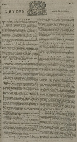 Leydse Courant 1727-08-08