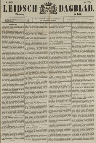 Leidsch Dagblad 1870-07-05