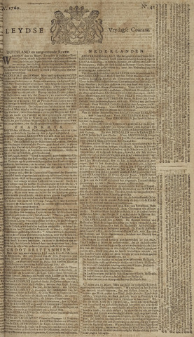 Leydse Courant 1760-04-04