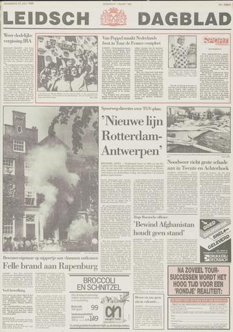 Leidsch Dagblad 1988-07-25
