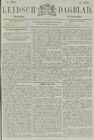 Leidsch Dagblad 1873-12-10