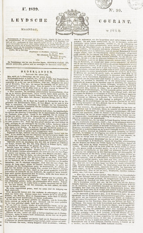 Leydse Courant 1839-07-29