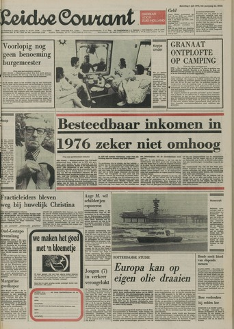 Leidse Courant 1975-07-05