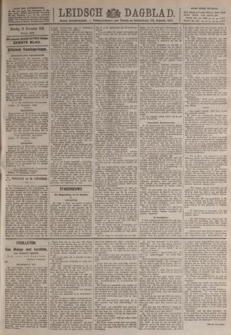 Leidsch Dagblad 1919-11-18