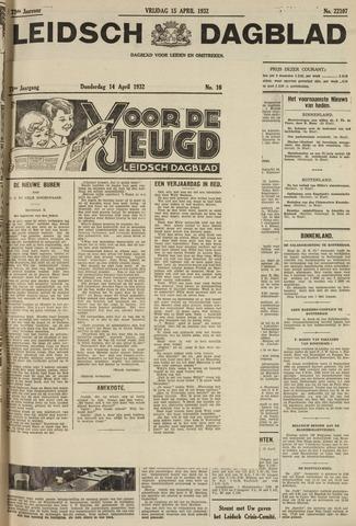 Leidsch Dagblad 1932-04-15
